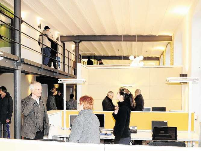 kolbermoor alte spinnerei gro es interesse an entwicklung kolbermoor. Black Bedroom Furniture Sets. Home Design Ideas