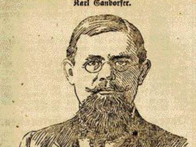 Bauernführer Ludwig Gandorfer