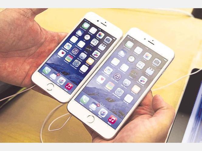 raab verbiegt das neue iphone 6
