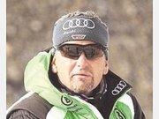 Bertholds Ziele mit Skiteam