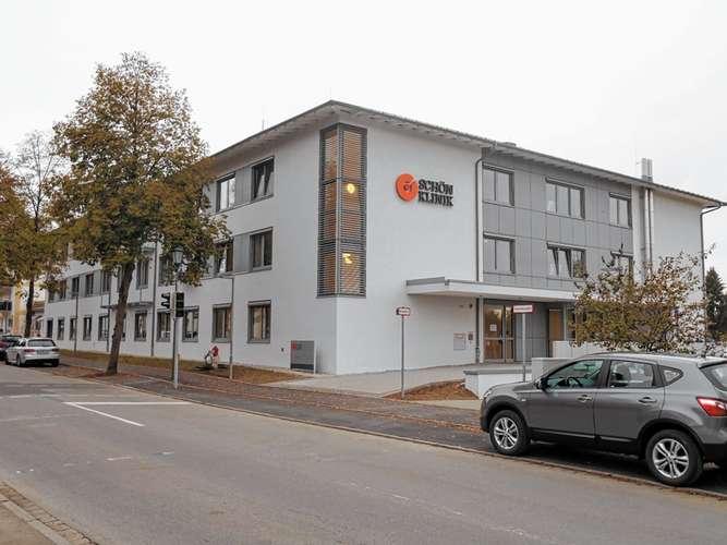 Schön Klinik Rosenheim