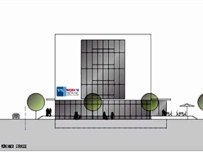 Gro artiges gemeinschaftswerk rosenheim stadt for Architekturburo rosenheim