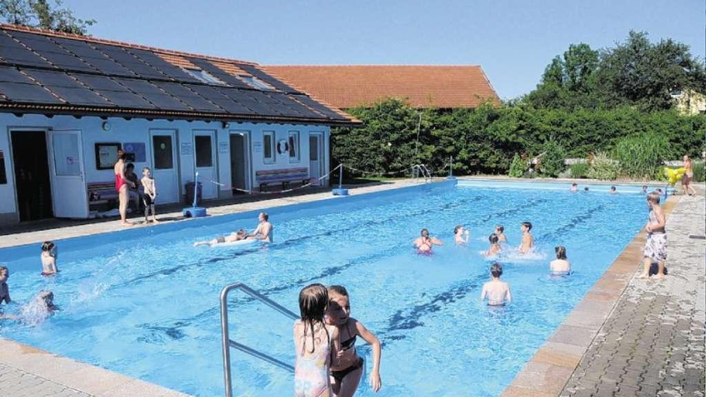 Großes Fest im Schwimmbad Tuntenhausen | Bad Aibling