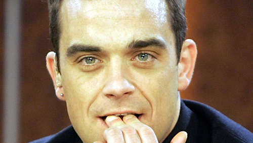 Hat Robbie Williams Paparazzi überfallen?