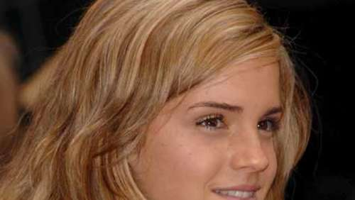 Emma Watson will in New York studieren