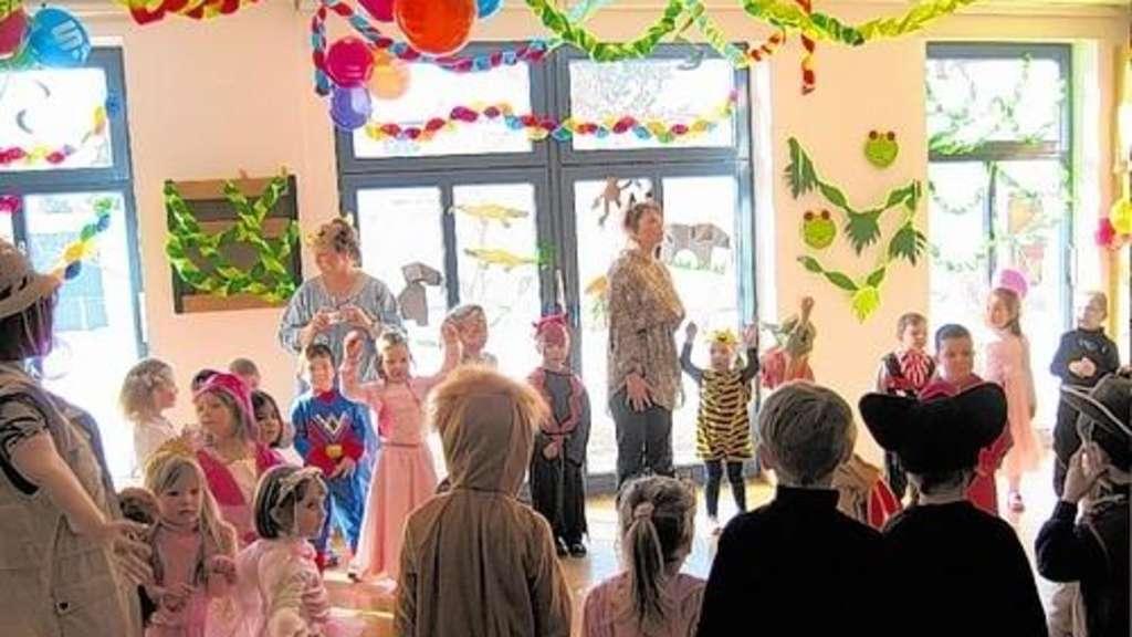 Dschungel Im Westend Kindergarten Bad Aibling