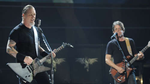 Metallica & Co. rocken Madison Square Garden