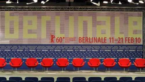 Berlinale: 60. Geburtstag am Brandenburger Tor