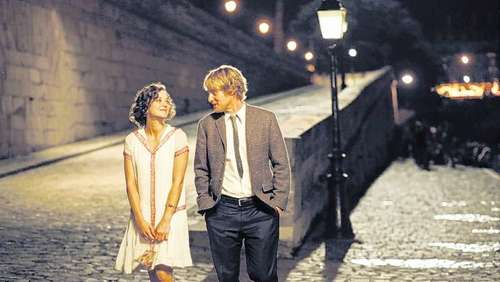 """Midnight in Paris"" im Studiokino"