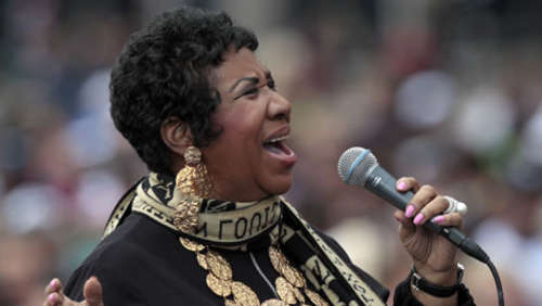 Aretha Franklin will heiraten