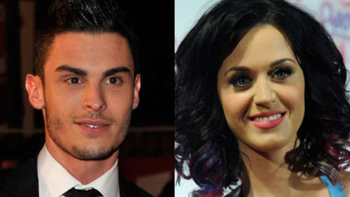 Katy Perry liebt Lagerfeld-Muse Baptiste Giabiconi