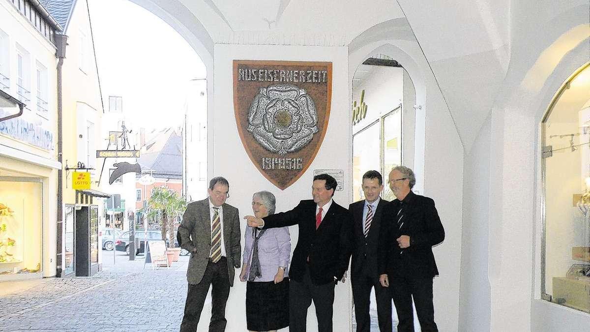 Zentrales kulturdepot rosenheim stadt for Depot kolbermoor