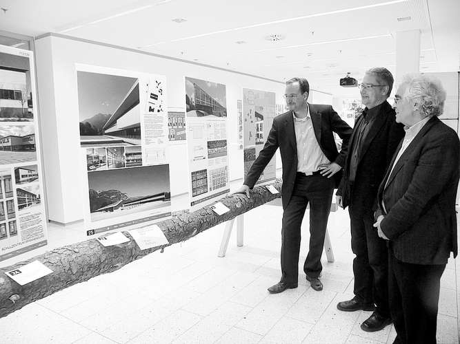 Architekten Rosenheim holz architektur wird immer kreativer rosenheim
