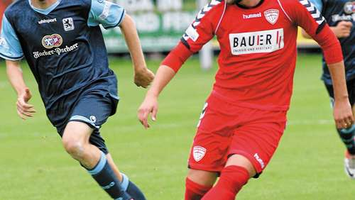 Gegen Bayerns bestes Amateurteam