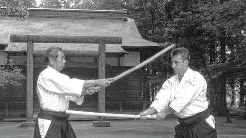 Internationaler Aikido-Lehrgang
