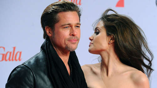 Sex-Video von Angelina: Brad will Millionen zahlen