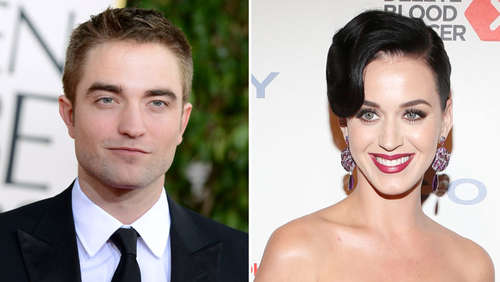 Robert Pattinson: Was läuft da mit Katy Perry?