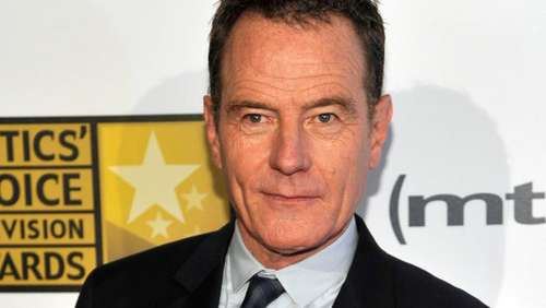 Hollywood-Stern für Bryan Cranston