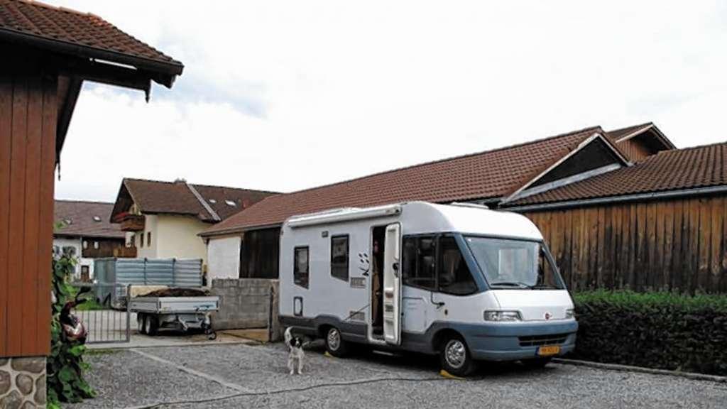 Keine Stadt für Camper   Rosenheim Stadt