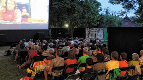 Traumstart für Kino-Open-Air