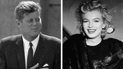 Marilyn Monroe wollte Kennedy heiraten