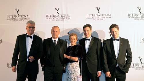 "Deutsche Gewinner bei ""International Emmys"""