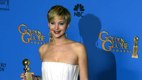 Jennifer Lawrence: Wirre Golden-Globes-Rede