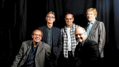 """The Blues Band"" im Haberkasten"