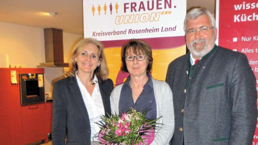 Elke Fischer Neu Im Amt Kolbermoor