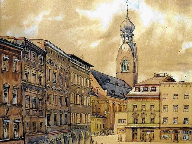 Maler Rosenheim auf dem weg in die neue heimat kultur in der region
