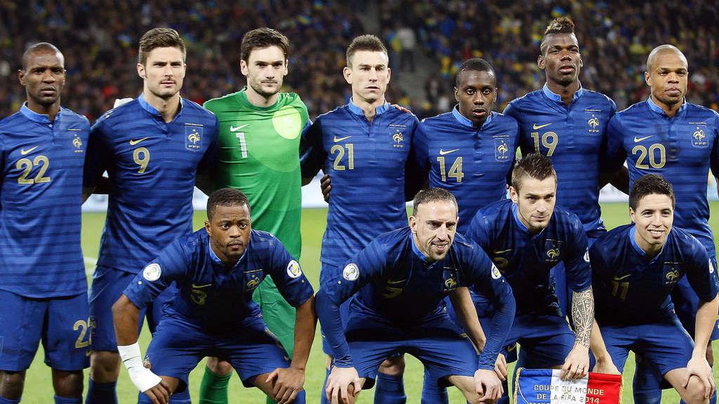 Wm Gruppe E Frankreich Mehr Sport