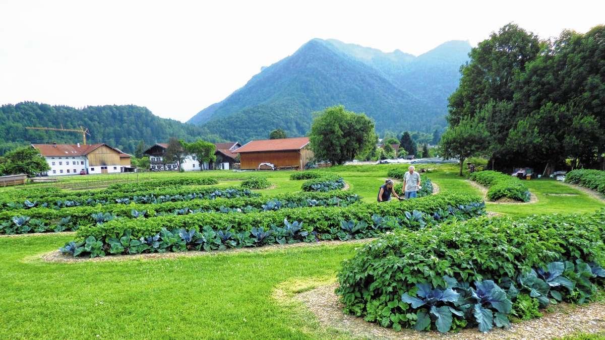 Umbau der welt zum garten als ziel chiemgau for Garten umbau