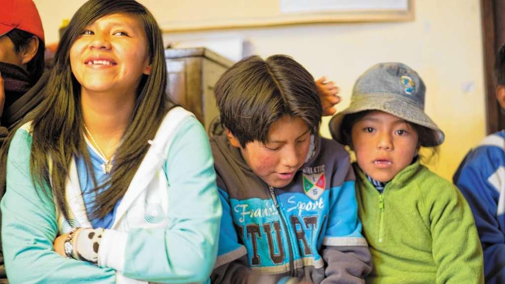 Kindern wie diesen eine Zukunft zu bieten, das ist seit knapp 20 Jahren das Ziel der Internationalen Kinder- und Jugendhilfe Wasserburg. Foto re