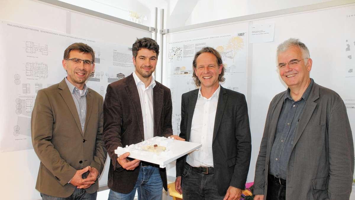 Sieg f r eine st tte der begegnung rosenheim land for Architekturburo rosenheim