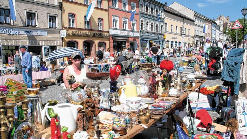 Flohmarkt Mühldorf