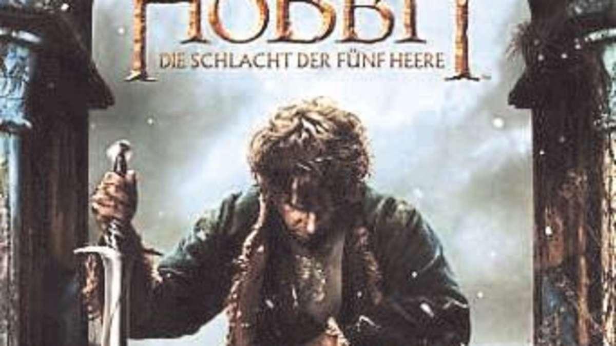 Dvd Gewiss Peter Jacksons Finale Der Hobbit Reihe Trägt Den Titel