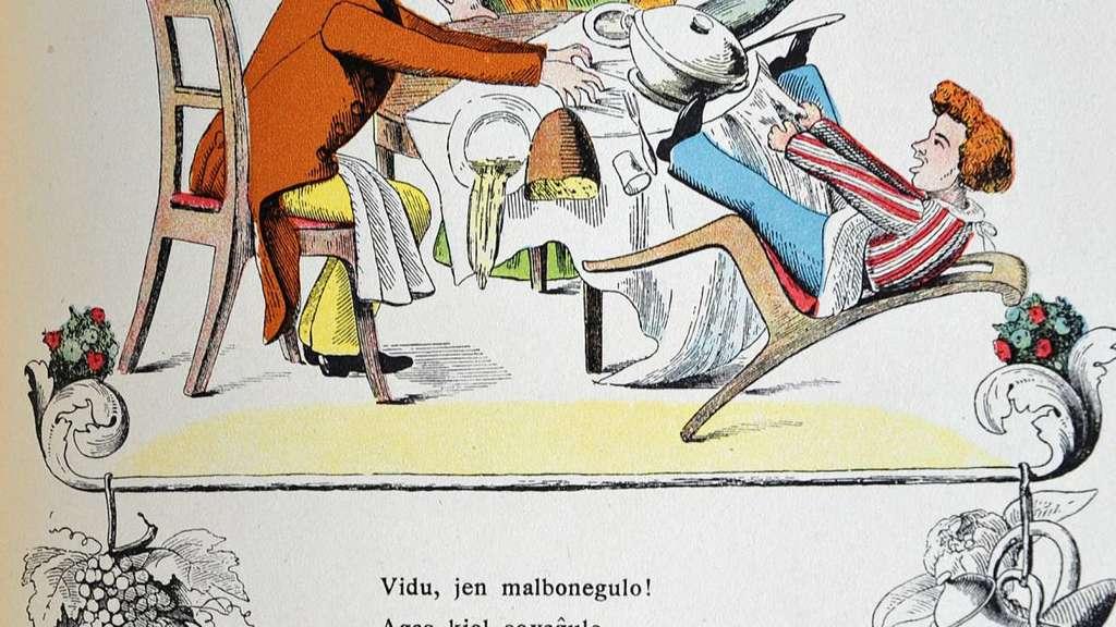 Eine Fast Vergessene Sprache Nachrichten Aus Esperantio Latein