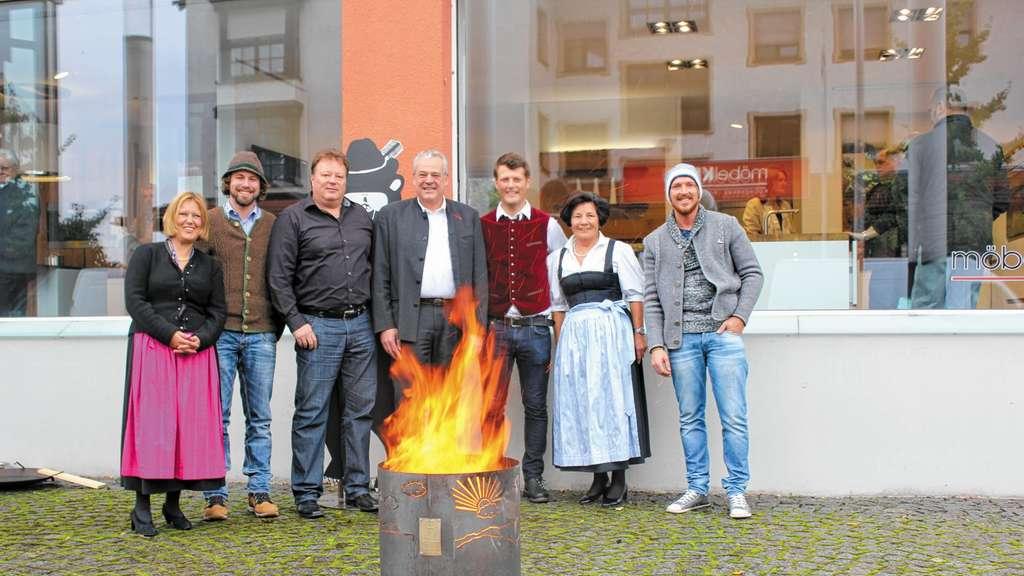 Kunst Und Kochen Bei Mobel Krug Kolbermoor