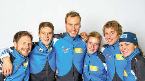 Nationale Elite in Inzell