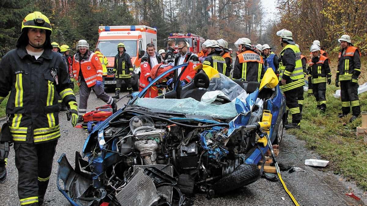 Polizeibericht Neumarkt Unfall