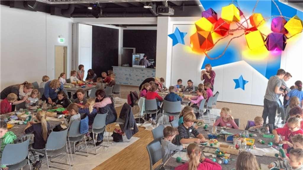 Weihnachtsbasteln Im Kindergarten.Ovb Weihnachtsbasteln Für Kinder Rosenheim