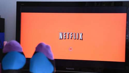 Netflix-Socken: Trend beim Streaming?