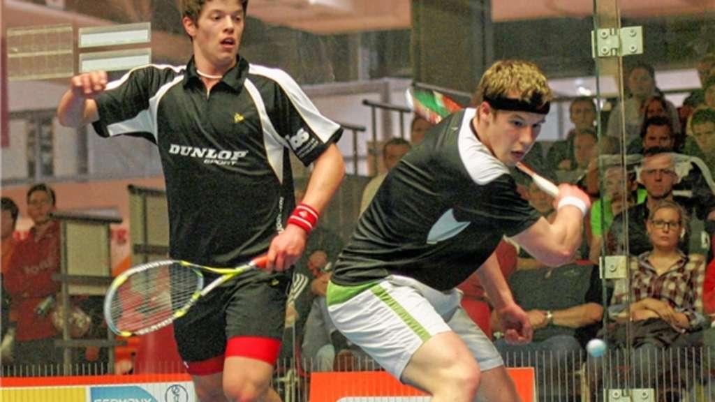 Rudi Rohrmüller im Finale gestoppt   Sport in der Region