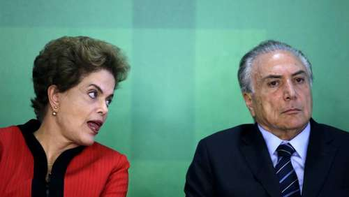 Rousseff droht vor Olympia die Entmachtung