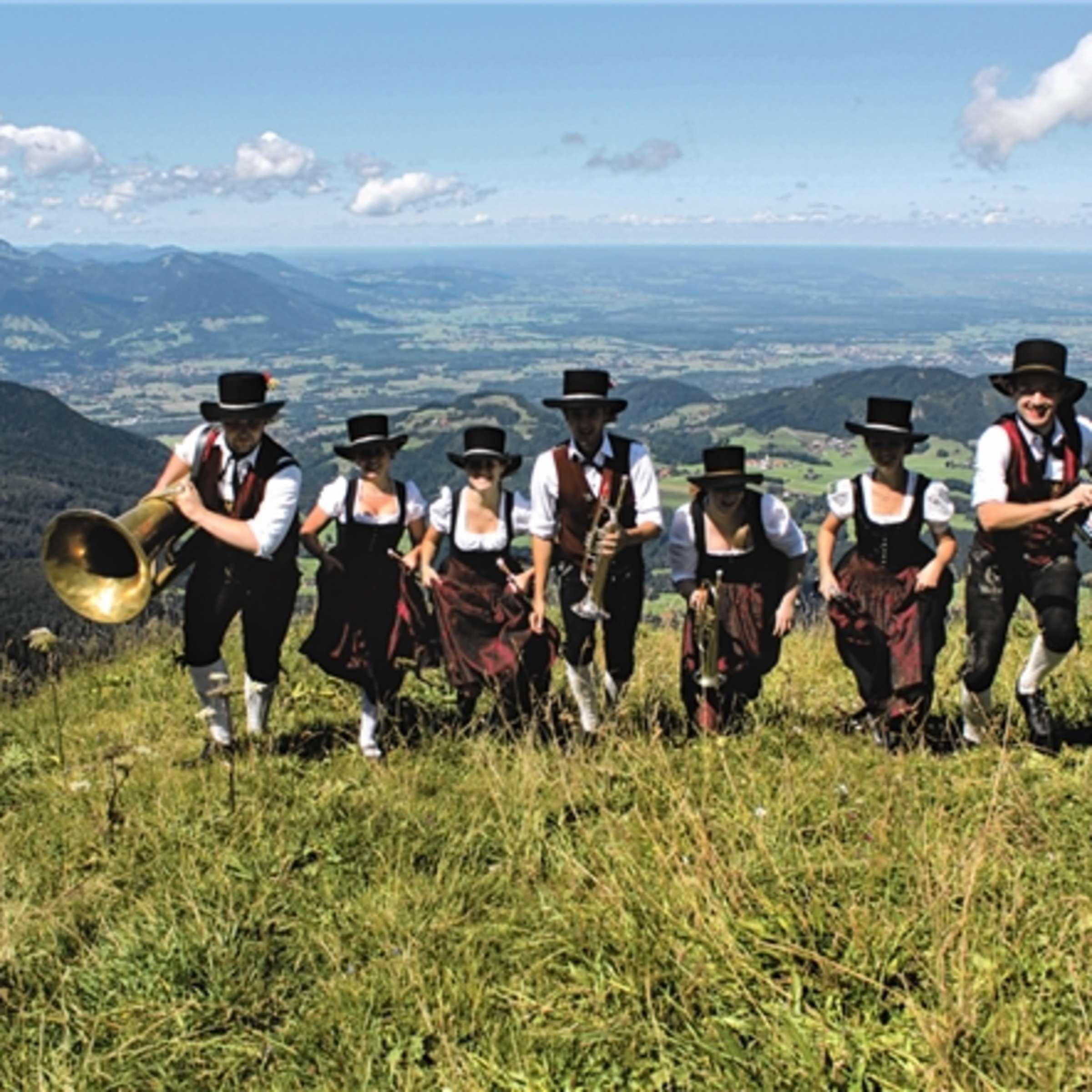 Volksmusik In Der Warteschleife Rosenheim