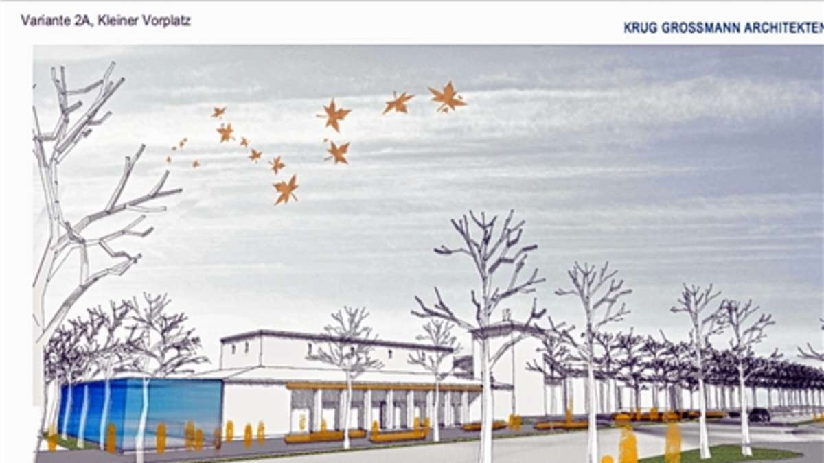 Ziel ein kultur boulevard rosenheim stadt for Architekturburo rosenheim