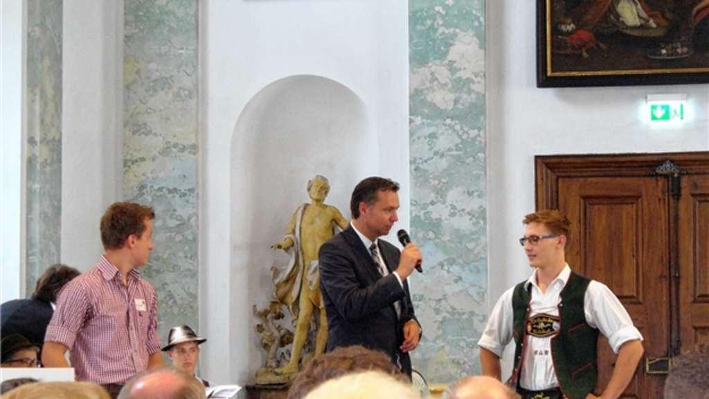 Freisprechung Der Schreiner Maximilian Ist Innungssieger Bad Aibling
