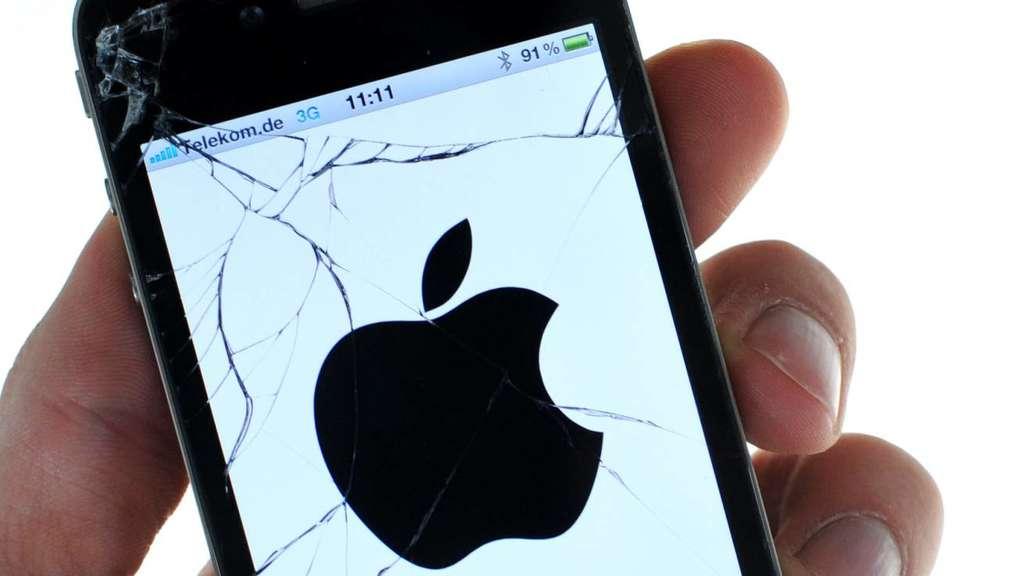 Bei Verdacht Handy auf Abhörtechnik untersuchen lassen