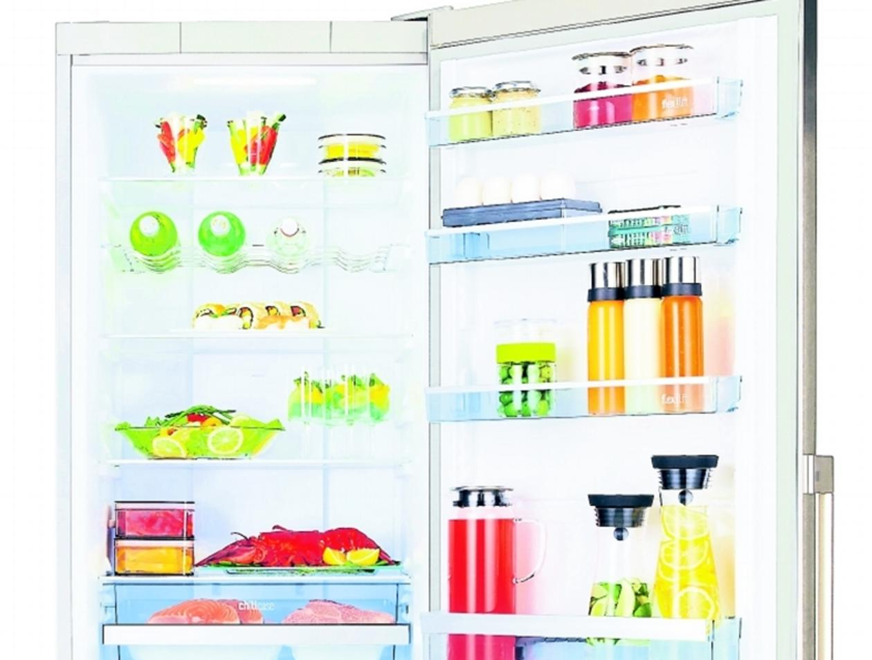 Favorit Kühlschrank richtig einräumen | Rosenheim KL08