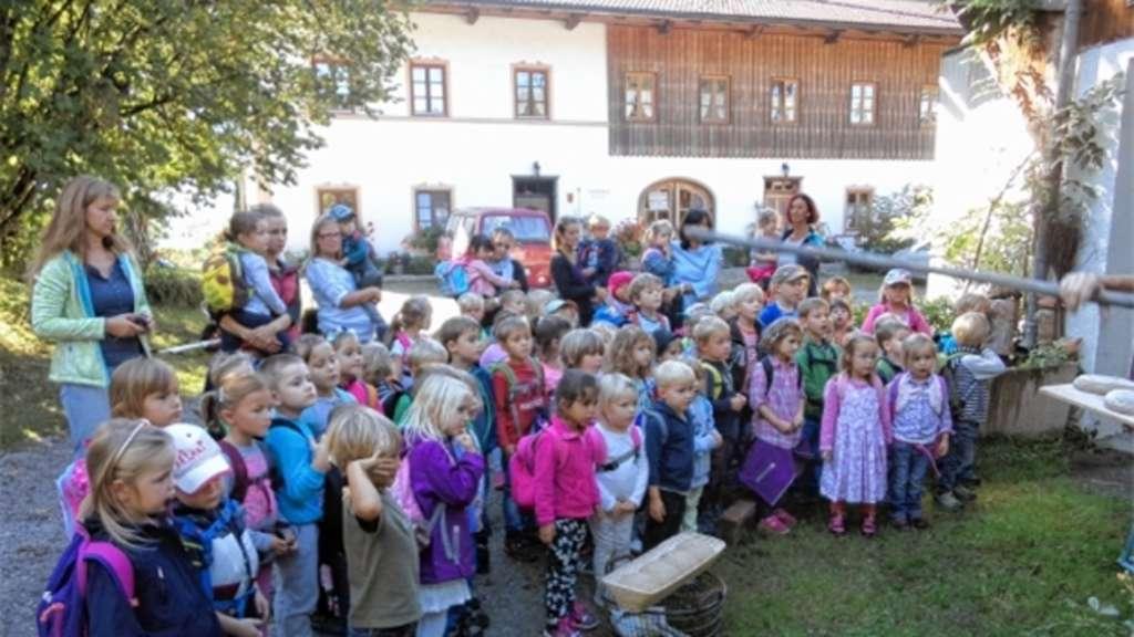Beliebt Bevorzugt Erntedank im Kindergarten Sonnenschein | Rosenheim Land @QZ_13